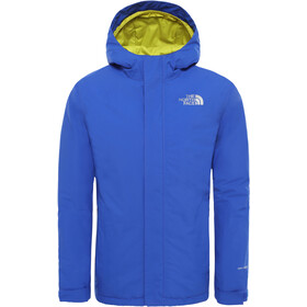 The North Face Snow Quest Giacca Ragazzo, tnf blue